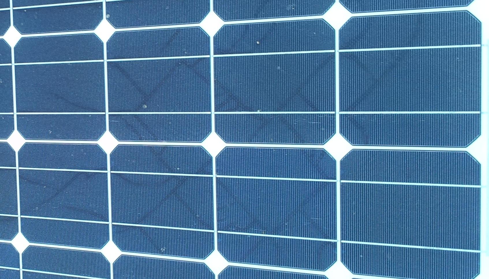 Snail Trail Contamination Of Pv Panels Solar Green Tech